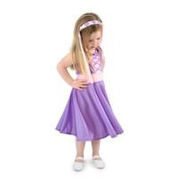 Little Adventures Rapunzel Twirl Dress