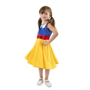 Little Adventures Snow White Twirl Dress