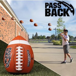 Passback Sports Official Composite Passback Football (Ages 14+))