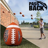 Passback Sports Junior Composite Passback Football (Ages 9-13)