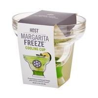 True Brands Margarita Freeze Cooling Cup - 12 oz - Keeps your drink cold for hours!