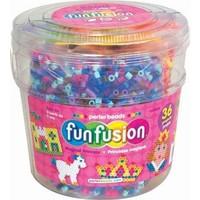 CR Gibson Perler Beads - Magical Princess Bucket - 8500 Beads