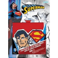 CR Gibson Perler Beads - DC Comics Superman - 1000 Beads
