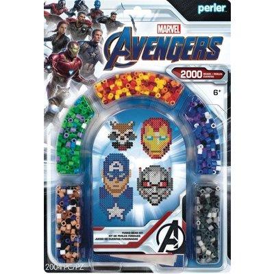 CR Gibson Perler Beads - Marvel Avengers Endgame - 2000 Beads