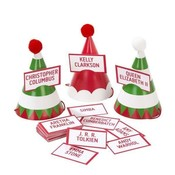 Talking Tables The Name Game - Party Hats (Christmas Entertainment)