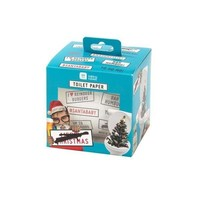 Talking Tables Christmas Entertainment Toilet Paper (3Ply - 200 Sheets)