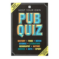 Talking Tables Host Your Own - Pub Quiz Game