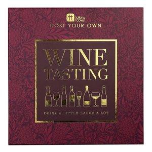 Talking Tables Wine Tasting Evening