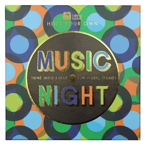 Talking Tables Music Night - Music Game