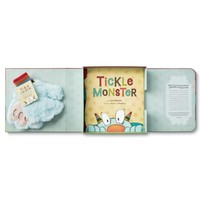 Compendium Gift Set - Tickle Monster Laughter Gloves & Book!