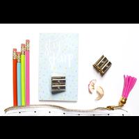 Taylor Elliot Designs Double Pencil Sharpener - Stay Sharp