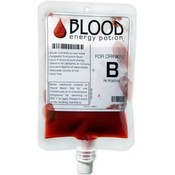 Redstone Foods Blood Energy Potion in IV Bag - Fruit Punch Flavored