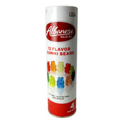 Redstone Foods Candy Tube Bank 9 inch - Albanese Gummi Bears