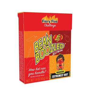 Redstone Foods Jelly Belly Flip Top Box - Bean Boozled Fiery Five
