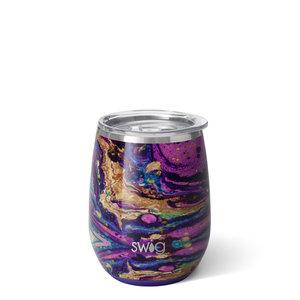 Swig 14 oz - Stemless Wine Cup - Purple Rain