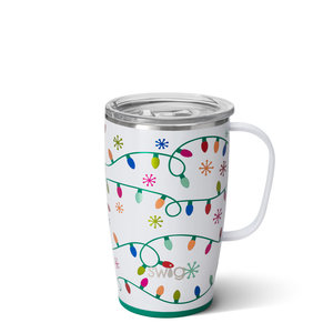Swig 18 oz - Mug - Let it Glow