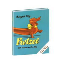 Yottoy Productions, Inc. Pretzel - Harcover Book by Margaret Roy