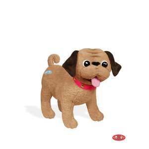 "Yottoy Productions, Inc. Weenie the Dog - 8"" Plush Stuffed Animal"