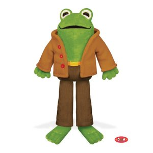 """Yottoy Productions, Inc. Frog and Toad Are Friends - 12"""" Plush Stuffed Animal"""