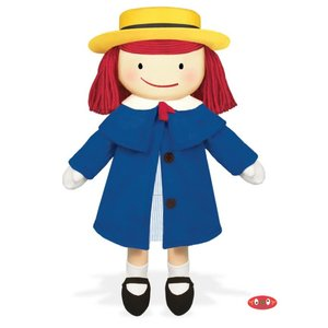 "Yottoy Productions, Inc. Madeline - 16"" Plush Stuffed Doll"