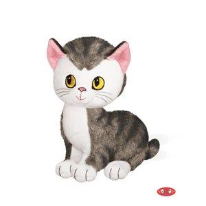 Yottoy Productions, Inc. The Shy Little Kitten - Plush Stuffed Animal
