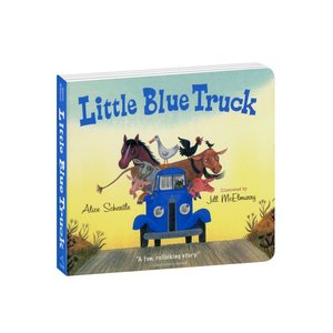 Yottoy Productions, Inc. Little Blue Truck - Board Book