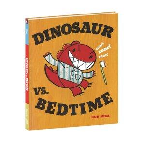 Yottoy Productions, Inc. Dinosaur vs. Bedtime - Hardcover Book