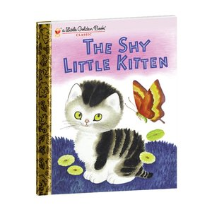 Yottoy Productions, Inc. The Shy Little Kitten - Hardcover
