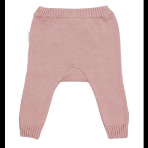 Korango Leggings - Modern Vintage Knit - Pink