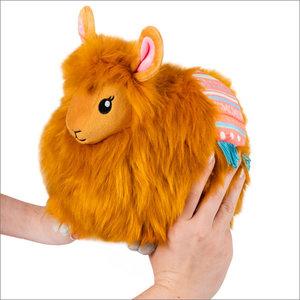 "Squishables Plush Stuffed Mini Fuzzy Llama (7"")"