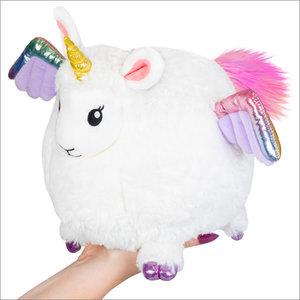 "Squishables Plush Stuffed Mini Llamacorn (7"")"