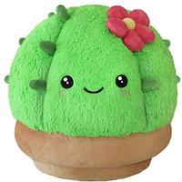 """Squishables Plush Stuffed Cactus (15"""")"""
