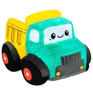 "Squishables Plush Stuffed Go! Dump Truck (12"")"
