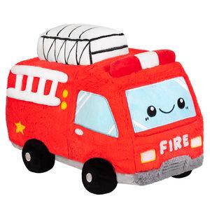 "Squishables Plush Stuffed Go! Fire Truck (12"")"