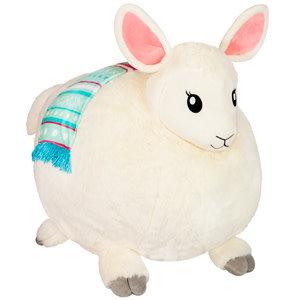 "Squishables Plush Stuffed Little Llama (15"" - large)"