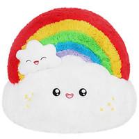 Squishables Plush Stuffed Rainbow