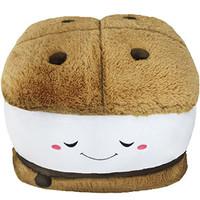 "Squishables Plush Stuffed  S'more (15"")"