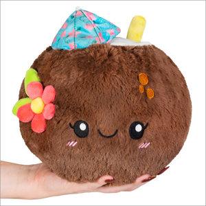 "Squishables Plush Stuffed Mini Coconut (7"")"