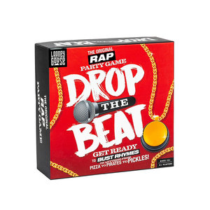 Professor Puzzle Drop the Beat - The Rap Party Game - Ages 12+