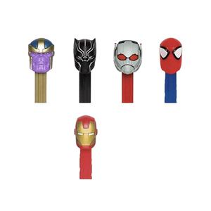 Redstone Foods Pez Blister Pack - Marvel Avengers - Captain Marvel