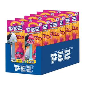 Redstone Foods Pez Blister Pack - Trolls - Guy Diamond