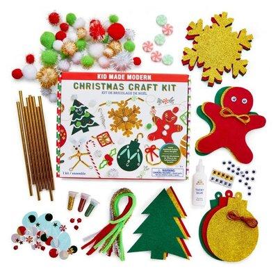 Hotaling Imports Christmas Craft Kit - DIY Handmade Holiday Decor and Gifts