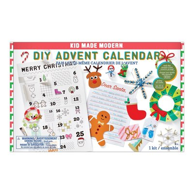 Hotaling Imports Christmas DIY Advent Calendar
