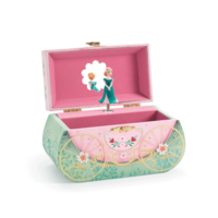 Djeco Carriage Ride Jewelry Box