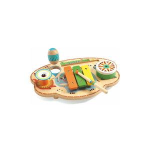 Djeco Animambo Musical Carnival (Musical Instrument)