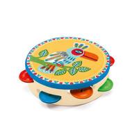 Djeco Animambo Tambourine (Musical Instrument)