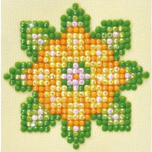 Diamond Dotz Diamond Facet Art Kit - Flower Mandala 1