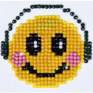Diamond Dotz Diamond Facet Art Kit - Smiling Groove