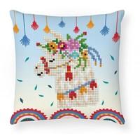 Diamond Dotz Diamond Dotz Mini Pillow Kit - Llama Party