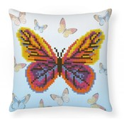 Diamond Dotz Diamond Dotz Mini Pillow Kit - Butterfly